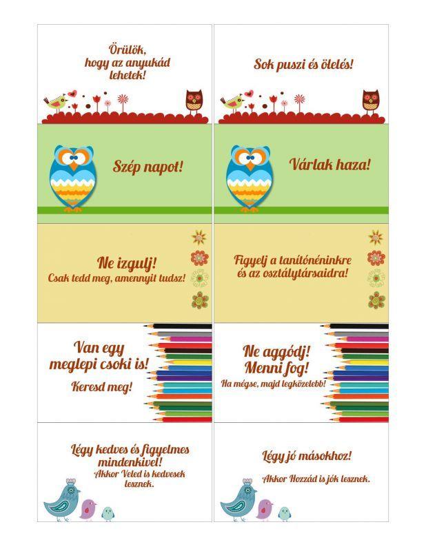 Nyomtatható tolltartó üzenetek | kecskemet.imami.hu