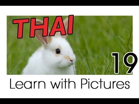 Learn Thai with pictures (series)