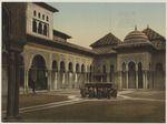 Título   Granada. Alhambra. Patio de los leones  Granada. Alhambra. Patio de los leones Año 1904
