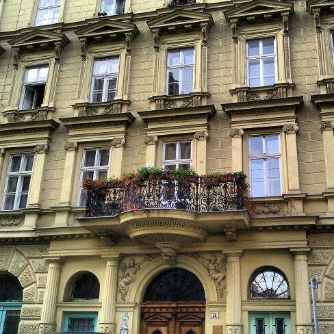 A beautiful balcony