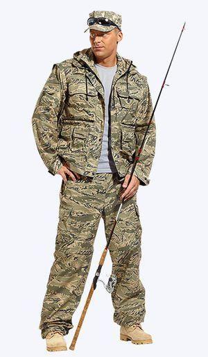 Летняя куртка для рыбалки