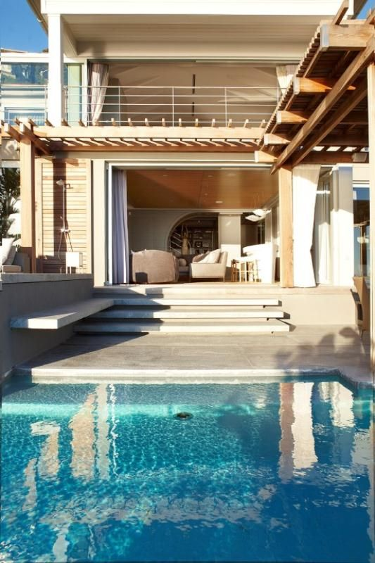 Clifton, Cape Town, South Africa - Wynand Wilsenach Architects
