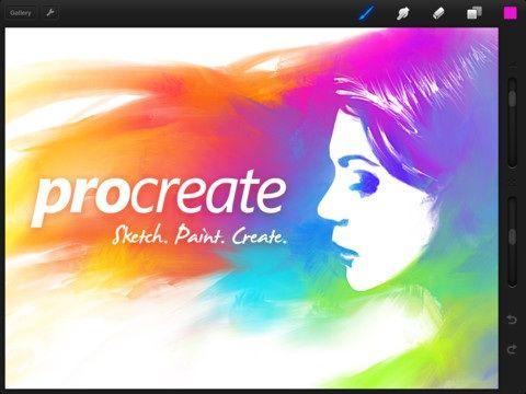 Procreate Tutorials  http://procreate.si/tutorials/