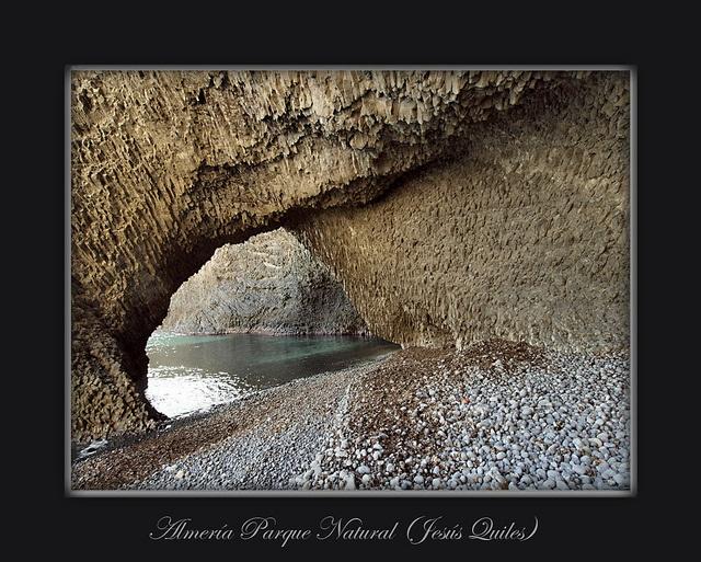 Cala Puente, Parque Natural Cabo de Gata - Nijar, Almería, Spain by Jequiles, via Flickr