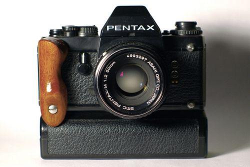 pentax. camera.