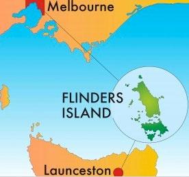 Flinders - where is it?