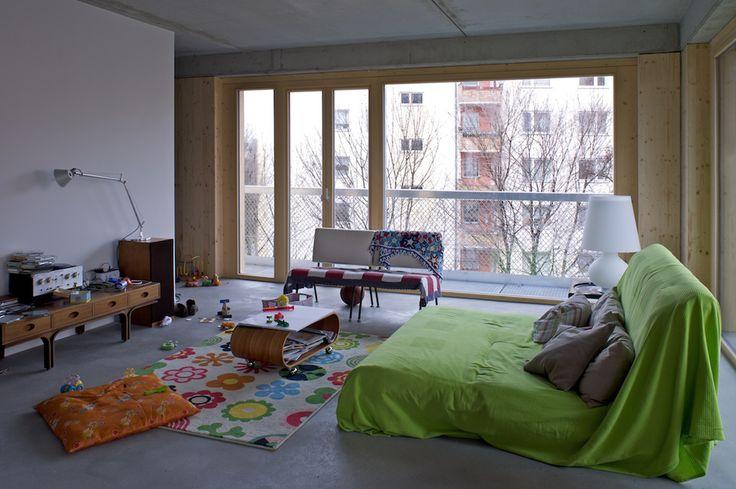 Gallery - R50 – Cohousing / ifau und Jesko Fezer + HEIDE & VON BECKERATH - 11