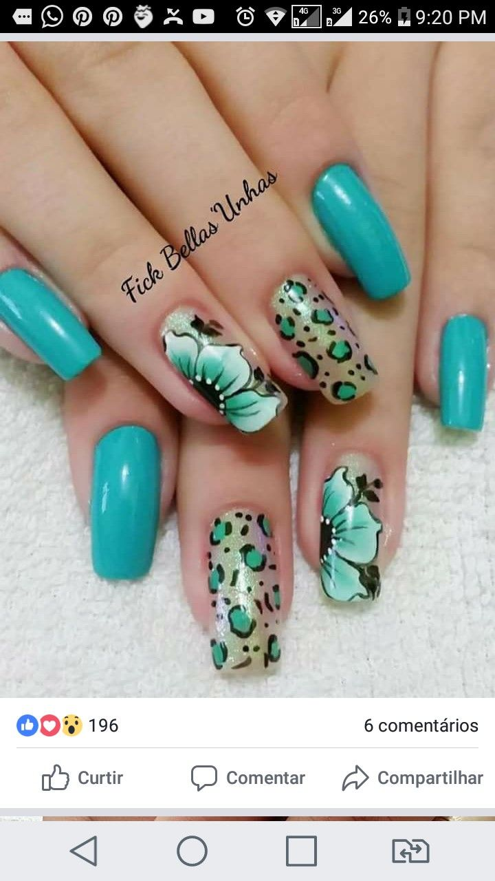 Flowers and animal nail zrt