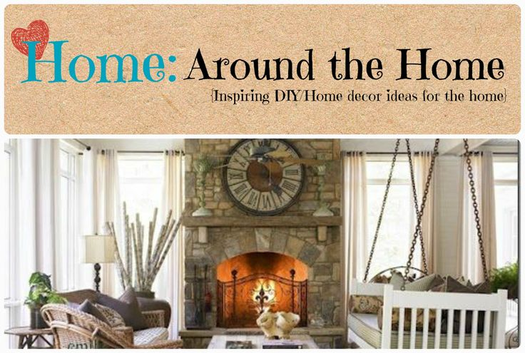Inspiring Home Decor and DIY for all things home.