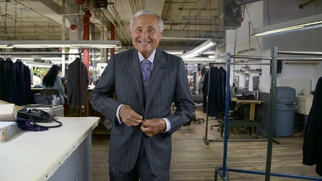 Martin Greenfield's story is extraordinary. He was liberated from Auschwitz as a 15 year old and immigrated to the United States in 1947. Grateful for freedom and his new life, Greenfield decided to fashion President Eisenhower a custom three-piece suit. Since then, Greenfield has created beautiful custom suits for every American president.