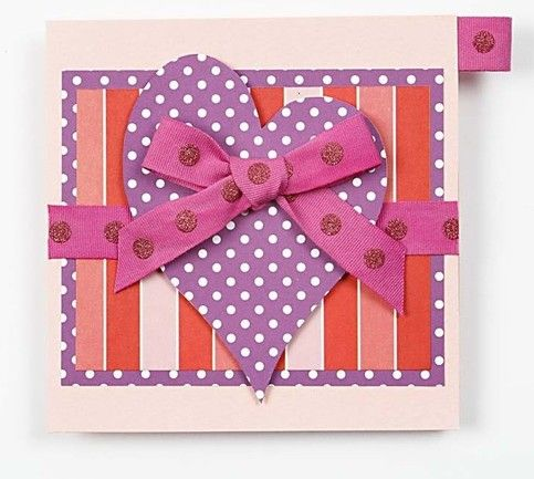 12177 Colourful Cards with Color Bar Paper