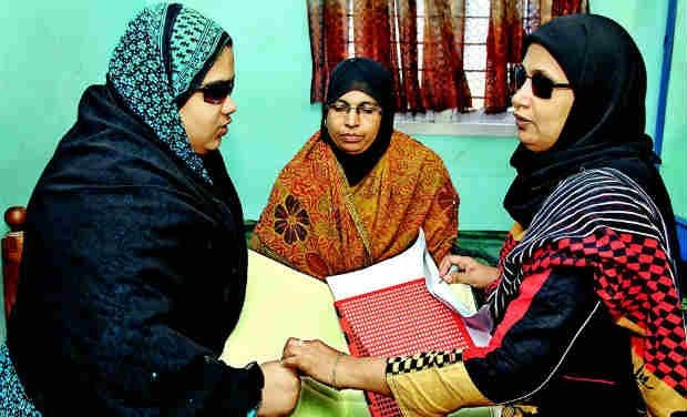 In a first, holy Quran classes in Braille.