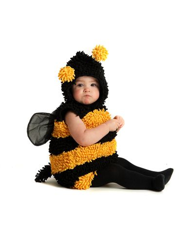 Stinger the Bee Baby Costume - spirit halloween
