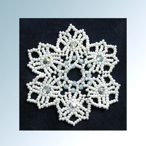 17 best images about beaded ornament patterns on