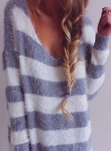 fuzzy sweaters