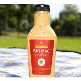 McDonald's Secret Big Mac Sauce Leaked