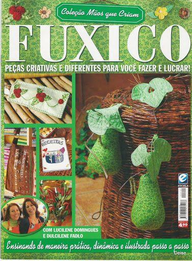 Revista Mãos Que Criam Nº 100 - Fuxico - Diz Mary Mary - Álbumes web de Picasa