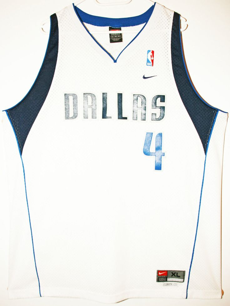 Nike NBA Basketball Dallas Mavericks #4 Michael Finley Trikot/Jersey Size 48 - Größe XL - 59,90€ #nba #basketball #trikot #jersey #ebay #sport #fitness #fanartikel #merchandise #usa #america #fashion #mode #collectable #memorabilia #allbigeverything