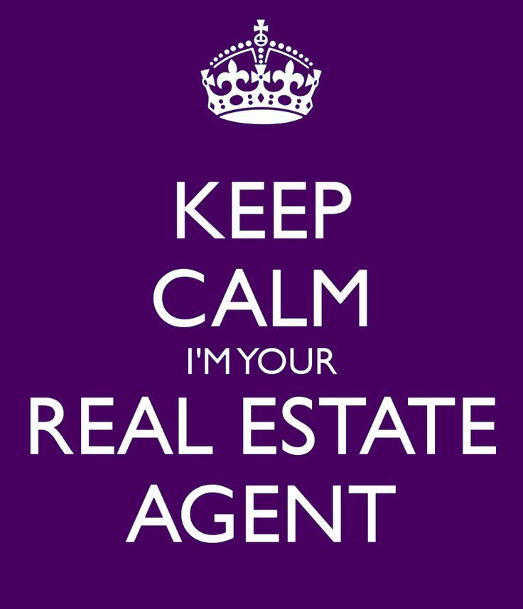 ¡Mantén la calma! Somos su Agente de Bienes Raíces. www.meinhaus.cl #realestate