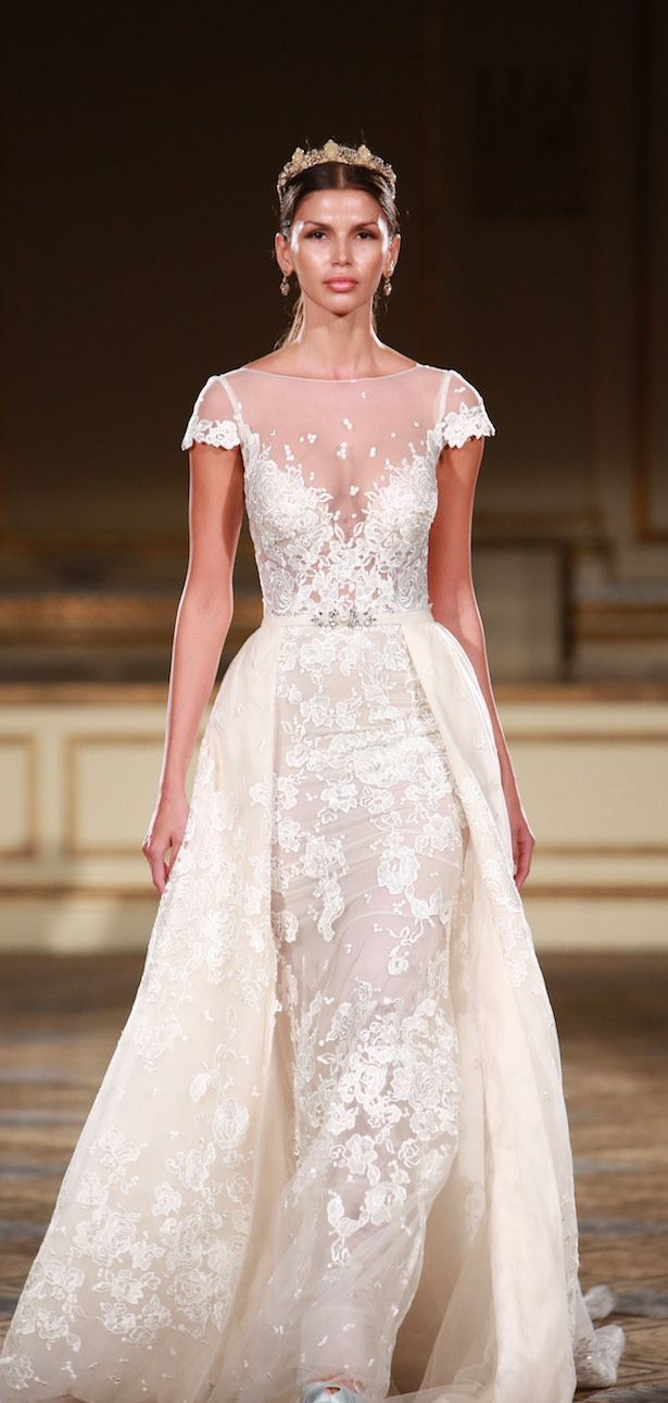 17 Best images about High End Wedding Dresses on Pinterest  Eniko ...