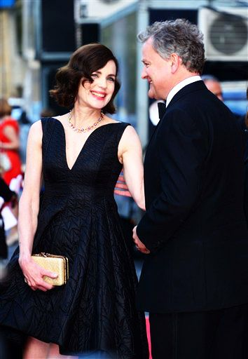 Elizabeth Mcgovern & Hugh Bonneville | A Gala Celebration In Honour Of Kevin Spacey At The Old Vic
