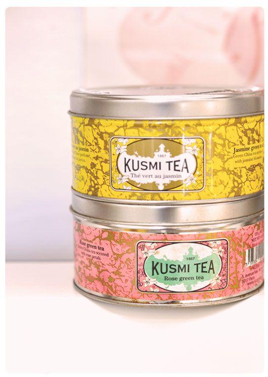 kusmi, my favorite tea