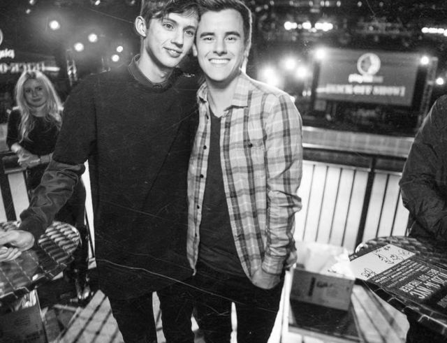 Troye sivan & Connor franta