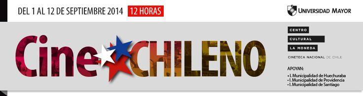 Mañana comienza el ciclo de Cine Chileno en la Mayor. ¡Inscríbete y disfruta las mejores películas nacionales! #UMayor #Estudiantes #Cine #Cultura