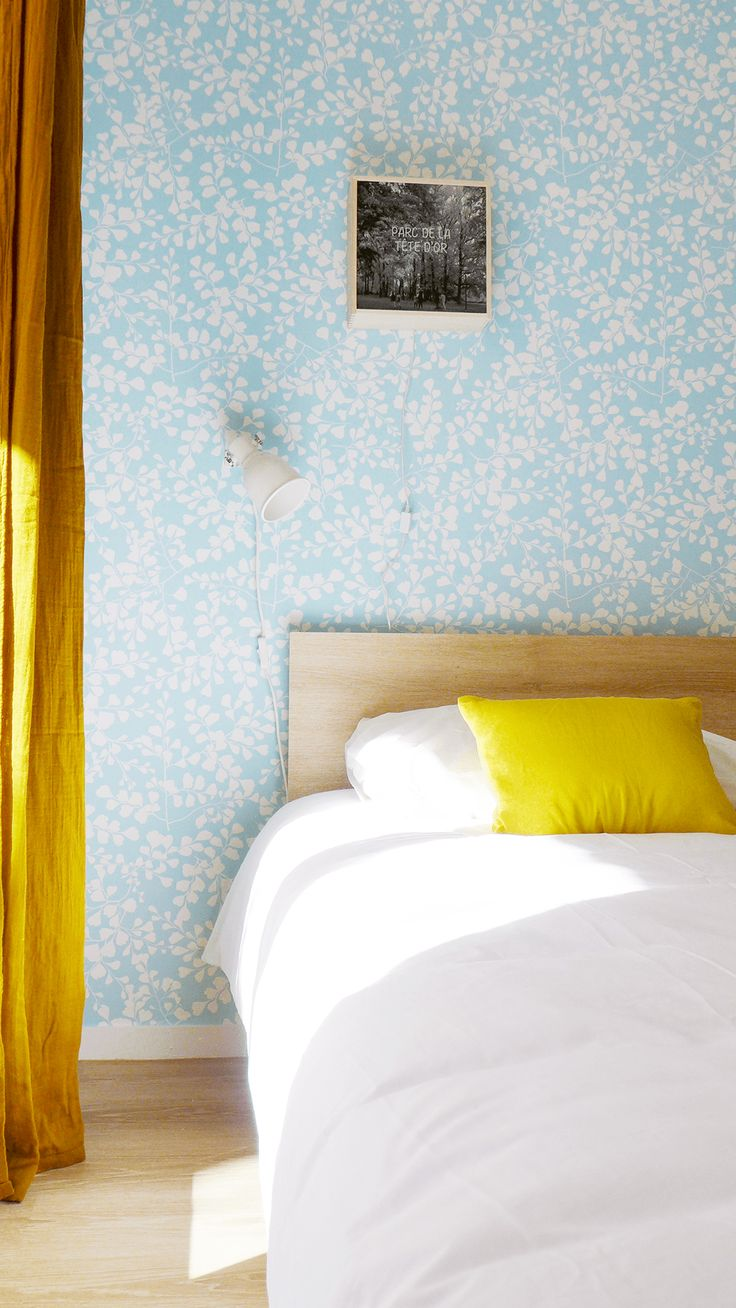 BLEU COMME UNE ORANGE Un cocon de fraîcheuren pleins coeur de Lyon Part-Dieu Cet appartement lyonnaisest intégralement rénové pour accueillir touristes et hommes d'affaires. Si l'agen…