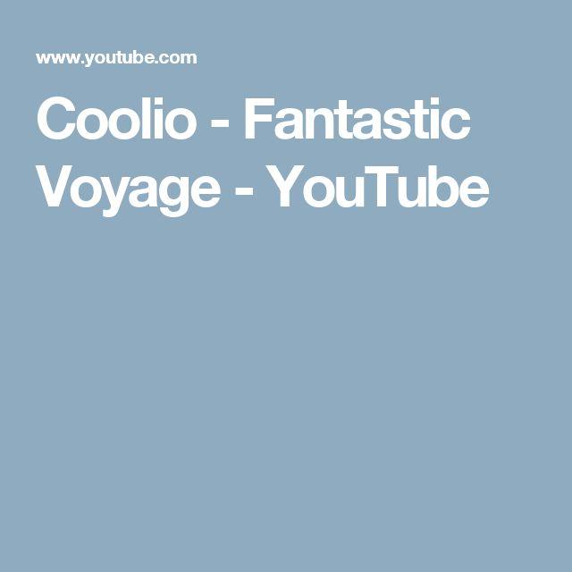 Coolio - Fantastic Voyage - YouTube
