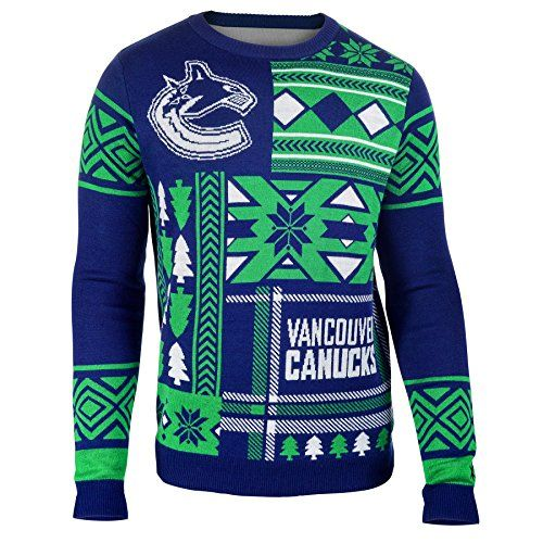 Vancouver Canucks Ugly Sweaters