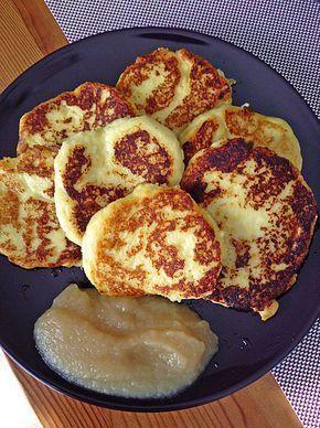 Omas Quarkkaäulchen   – Pfannkuchen Rezepte – pancakes recipes