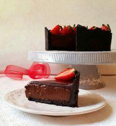 Pınar's Desserts: Oreolu Çikolatalı Puding Pie