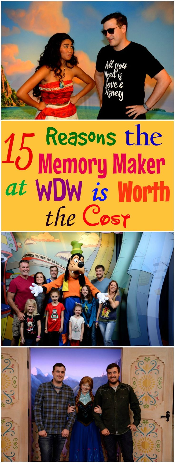 The Memory Maker at Walt Disney World is a smart buy. Here are some reasons why I will always add it to my Disney trips.