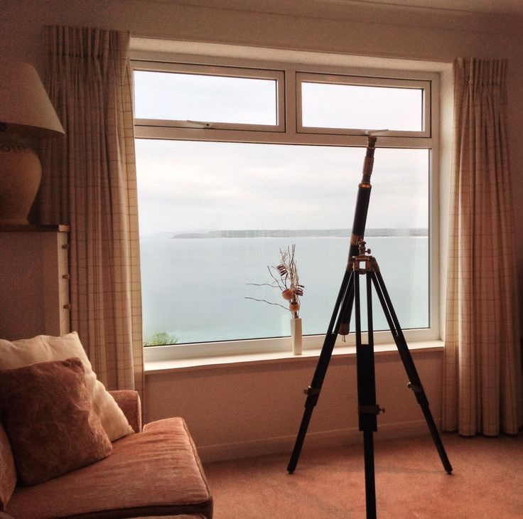 Gorgeous views from Godrevy holiday apartment, sleeping up to 4 people