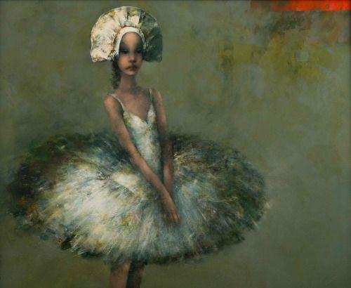 Ballerina IIIHalina Tymusz
