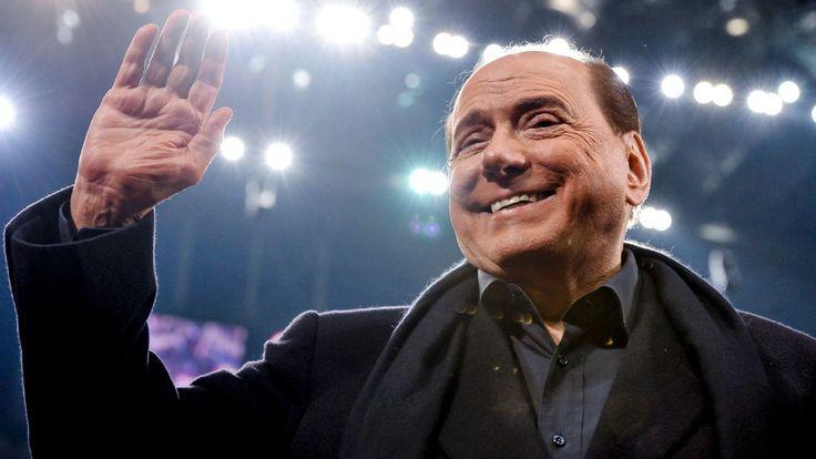 Vincenzo Montella must change AC Milan tactics - Silvio Berlusconi