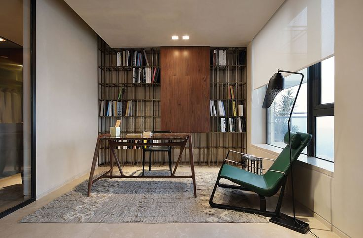 East Meets West Apartmen Minas Kosmidis [Architecture in Concept] and YuQiang and Partners Interior Design
