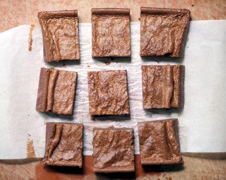 Nutella Brownies: cuma 2 bahan aja!