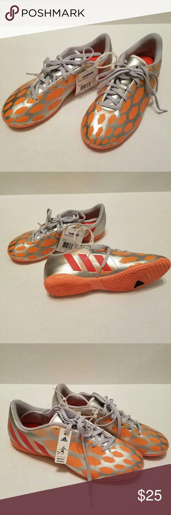 Adidas Predito Instinct Women NWT  Adidas Predito Instinct Size 6 1/2 Adidas Shoes Athletic Shoes