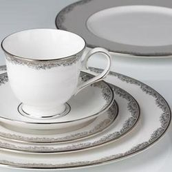 Lenox Bloomfield Fine Bone China - 5 Piece Set Lenox Fine Bone China Dinnerware 2013 & 19 best Lenox Fine Bone China Dinner Ware images on Pinterest ...