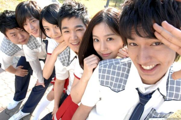 أفضل 10 مسلسلات كورية مدرسية High School Korean Drama Korean Drama Lee Min Ho Movies