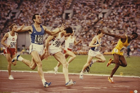 """Addio a Pietro Mennea (1952 – 2013) l'atleta italiano, campione olimpico (1980) e detentore del primato mondiale dei 200 metri piani dal 1979 al 1996 (con il tempo di 19""""72, attuale record europeo)."""