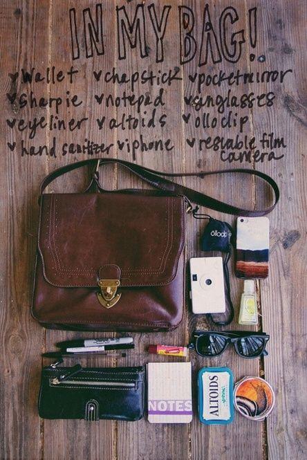 最近、雑誌で「おしゃれな人のBAGの中身を公開!」っていう特集がよくありますよね。おしゃれな人は持ち物にも気を使っています。バッグの中身って自分しか知らないようで実は意外に見えているもの。つい人に見せたくなるバッグの中身の作り方、ご紹介します♪