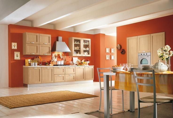 Produkt Kuchnia Olimpia oferowany przez firmę Rad-Pol Kuchnie