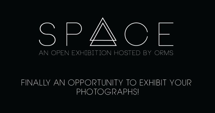 We are excited to invite photographers for inclusion in the SPACE Open Exhibition at the Orms Cape Town School of Photography this April.