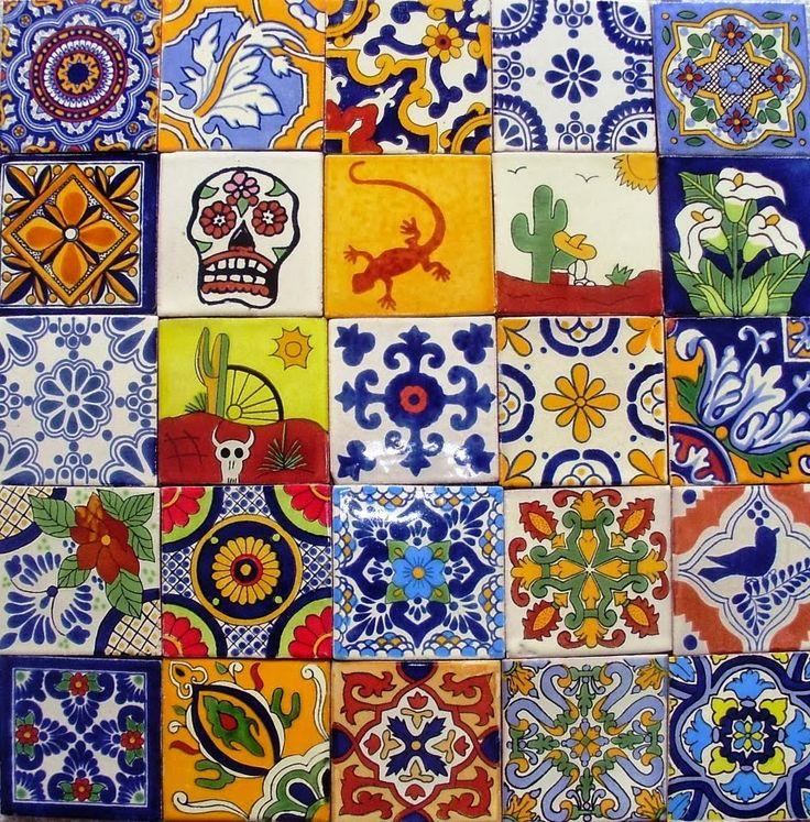Mexico - Colores mexicanos -