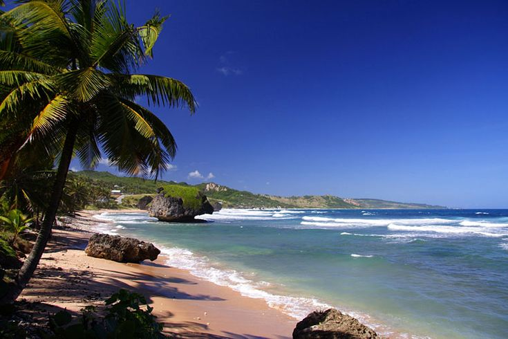 #Bathsheba on the east coast of Barbados | Unmissable things to do in #Barbados | Weather2Travel.com #beach #caribbean #travel #holiday #sun