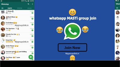 Hello Friend We have whatsapp masti group join in This Post And Best- whatsapp groups links to join so Stay Tune For More Groups. …
