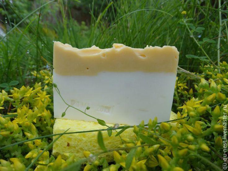 Купить Дачное (хозяйственное мыло для дома и дачи с маслом цитронеллы) - хозяйственное мыло, мыло с нуля